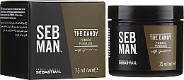 Parfüm, Parfüméria, kozmetikum Természetesen fixáló hajpomádé - Sebastian Professional SEB MAN The Dandy