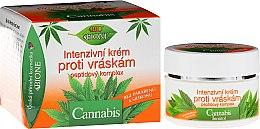 Parfüm, Parfüméria, kozmetikum Ránctalanító krém - Bione Cosmetics Cannabis Intensive Anti-Wrinkle Cream