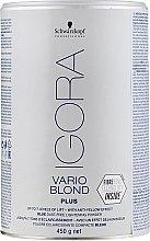 Parfüm, Parfüméria, kozmetikum Szőkítő por - Schwarzkopf Professional Igora Vario Blond Plus