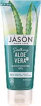 Parfüm, Parfüméria, kozmetikum Természetes hidratáló testápoló aloe vera - Jason Natural Cosmetics Pure Natural Moisturizing Gel Aloe Vera