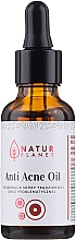 Parfüm, Parfüméria, kozmetikum Olaj pattanások ellen - Natur Planet Anti Acne Oil