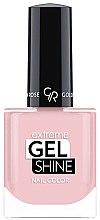 Parfüm, Parfüméria, kozmetikum Körömlakk - Golden Rose Extreme Gel Shine Nail Color