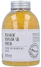 Parfüm, Parfüméria, kozmetikum Fürdősó vanília kivonattal - Sefiros Original Dead Sea Bath Salt Vanilla