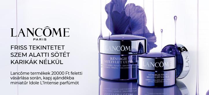 Lancôme termékek 20 000 Ft feletti vásárlása során, kapj ajándékba miniatűr Idole L'Intense parfümöt