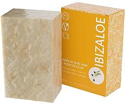 Parfüm, Parfüméria, kozmetikum Olívaolaj szappan - Ibizaloe Aloe Vera Soap Olive Oil