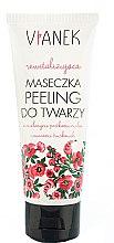 Parfüm, Parfüméria, kozmetikum Regeneráló arcmaszk-peeling - Vianek Mask