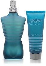 Parfüm, Parfüméria, kozmetikum Jean Paul Gaultier Le Male - Szett (edt/125ml + sh/g/75ml)