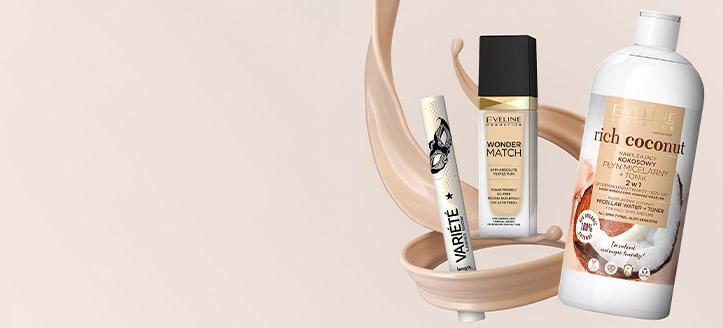 10% kedvezmény az összes Eveline Cosmetics termékre. A feltüntetett ár a kedvezményt is tartalmazza