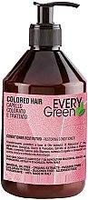 Parfüm, Parfüméria, kozmetikum Hajkondicionáló festett hajra - Dikson Every Green Colored Hair Restorative Conditioner