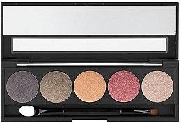 Parfüm, Parfüméria, kozmetikum Szemhéjfesték paletta - Hean Eye Shadow High Definition