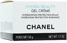 Parfüm, Parfüméria, kozmetikum Hidratáló gél-krém - Chanel Hydra Beauty Gel Creme