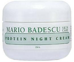 Parfüm, Parfüméria, kozmetikum Éjszakai arckrém proteinnel - Mario Badescu Protein Night Cream