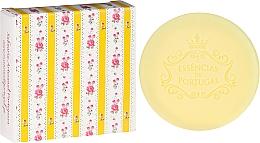 Parfüm, Parfüméria, kozmetikum Natúr szappan - Essencias De Portugal Yellow Chita Lemon Soap