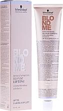 Parfüm, Parfüméria, kozmetikum Szőkítő krém világos hajra - Schwarzkopf Professional BlondMe Blonde Lifting