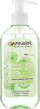 Parfüm, Parfüméria, kozmetikum Frissítő mosakodó gél szőlő kivonattal - Garnier Skin Naturals Botanical Grape Extract Refreshing Gel Wash