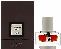 Parfüm, Parfüméria, kozmetikum Rasasi Junoon Velvet Pour Homme - Eau De Parfum