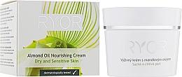 Parfüm, Parfüméria, kozmetikum Tápláló krém mandula olajjal - Ryor Face Care