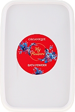 Parfüm, Parfüméria, kozmetikum Fürdőpor - Organique My Pleasure Bath Powder