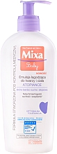 Parfüm, Parfüméria, kozmetikum Nyugtató testápoló - Mixa Baby Atopiance