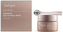Parfüm, Parfüméria, kozmetikum Intenzív anti-age helyreállító balzsam szemkörnyékre - Jurlique Nutri-Define Supreme Eye Contour Balm