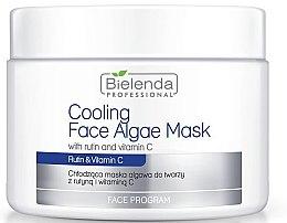 Parfüm, Parfüméria, kozmetikum Alginát arcmaszk rutinnal és C-vitaminnal - Bielenda Professional Cooling Face Algae Mask