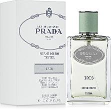 Parfüm, Parfüméria, kozmetikum Prada Milano Infusion D'Iris (2015) - Eau De Parfum (teszter)