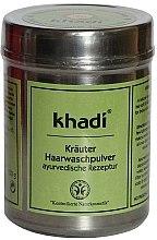 Parfüm, Parfüméria, kozmetikum Gyógynövény hajmosó por - Khadi