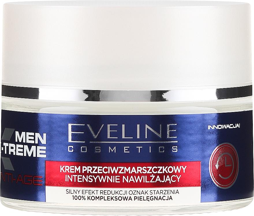 Intenzív ránctalanító krém - Eveline Cosmetics Men Extreme..