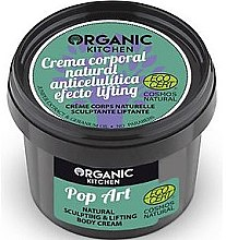 """Parfüm, Parfüméria, kozmetikum Testápoló lifting """"Pop-art"""" - Organic Shop Organic Kitchen Pop Art Cream"""