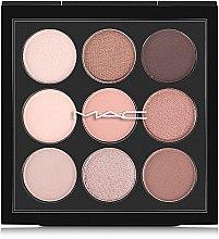 Parfüm, Parfüméria, kozmetikum Szemhéjfesték paletta, 9 szín - MAC Eye Shadow X9