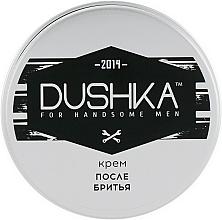 Parfüm, Parfüméria, kozmetikum Férfi borotválkozás utáni krém - Dushka