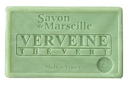 """Parfüm, Parfüméria, kozmetikum Természetes szappan """"Vasfű"""" - Le Chatelard 1802 Verbena Soap"""