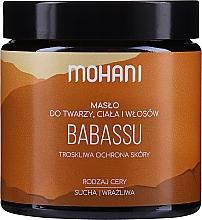 """Parfüm, Parfüméria, kozmetikum """"Babaszu"""" arc- és testápoló vaj - Mohani Babassu Rich Batter"""