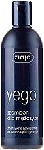 Parfüm, Parfüméria, kozmetikum Intenzív hidratáló sampon férfiaknak - Ziaja Yego Shampoo for Men