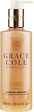"""Parfüm, Parfüméria, kozmetikum Folyékony szappan """"Oud és bársonyos pézsma"""" - Grace Cole Oud Accord & Velvet Musk Cleansing Hand Wash"""