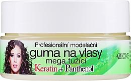 Parfüm, Parfüméria, kozmetikum Hajwax - Bione Cosmetics Keratin + Panthenol Professional Ultra Strong Sculpting Rubber