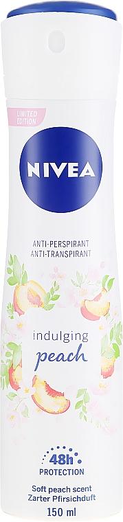 Izzadásgátló dezodor - Nivea Soft Peach Antyperspirant Spray