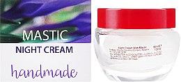 Parfüm, Parfüméria, kozmetikum Éjszakai arckrém - Hristina Cosmetics Handmade Mastic Night Cream