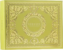 Parfüm, Parfüméria, kozmetikum Versace Yellow Diamond - Szett (edt/50ml + b/lot/50ml + sh/gel/50ml)