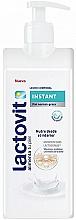 Parfüm, Parfüméria, kozmetikum Hidratáló tej - Lactovit Instant Body Milk