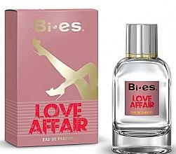 Parfüm, Parfüméria, kozmetikum Bi-Es Love Affair - Eau De Parfum