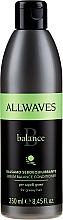 Parfüm, Parfüméria, kozmetikum Kondicionáló száraz hajra - Allwavs Balance Sebum Balancing Conditioner