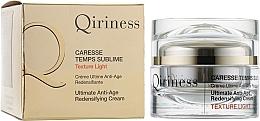 Parfüm, Parfüméria, kozmetikum Fiatalító komplex hatású arckrém - Qiriness Caresse Temps Sublime Light