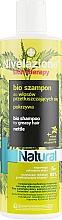 Parfüm, Parfüméria, kozmetikum Bio sampon zsíros hajra csalán kivonattal - Farmona Nivelazione Skin Therapy Natural Bio Shampoo