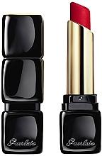 Parfüm, Parfüméria, kozmetikum Matt rúzs csillogó hatással, 16 óra kényelem - Guerlain KissKiss Tender Matte Lipstick