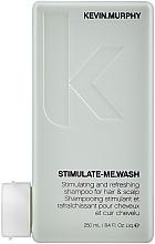 Parfüm, Parfüméria, kozmetikum Frissítő sampon férfiaknak - Kevin.Murphy Stimulate-Me Wash