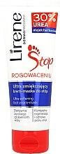 Parfüm, Parfüméria, kozmetikum 2 az 1-ben krém-maszk láb bőrkeményedés ellen - Lirene Stop Callusness Foot Cream-Mask