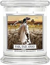 Parfüm, Parfüméria, kozmetikum Illatgyertya üvegben - Kringle Candle Far Far Away
