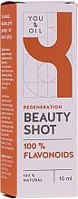 Parfüm, Parfüméria, kozmetikum Arcszérum - You & Oil Beauty Shot 04 100% Flavonoids Face Serum