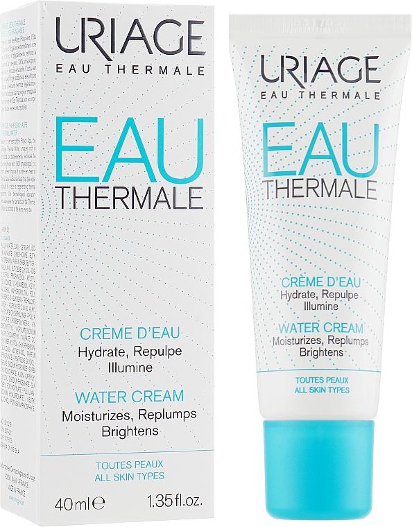 Könnyű hidratáló krém - Uriage Eau Thermale Water Cream